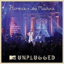 Florence + The Machine MTV Unplugged - A Live Album - Poster / Capa / Cartaz - Oficial 1