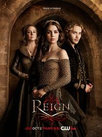 Reign (2ª temporada) - Poster / Capa / Cartaz - Oficial 1