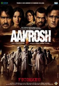 Aakrosh - Poster / Capa / Cartaz - Oficial 1