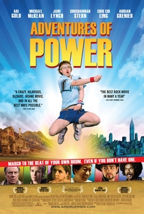Adventures of Power - Poster / Capa / Cartaz - Oficial 1