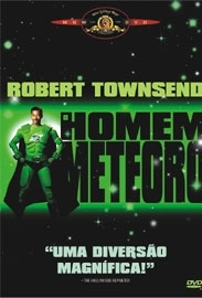 O Homem Meteoro - Poster / Capa / Cartaz - Oficial 1