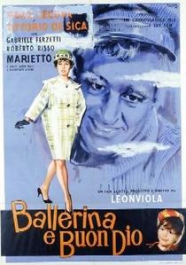 Ballerina e Buon Dio - Poster / Capa / Cartaz - Oficial 1