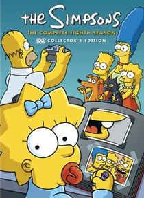 Os Simpsons (8ª Temporada) - Poster / Capa / Cartaz - Oficial 1