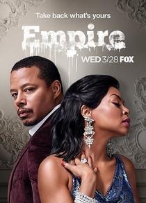 Empire - Fama e Poder (4ª Temporada) - Poster / Capa / Cartaz - Oficial 2
