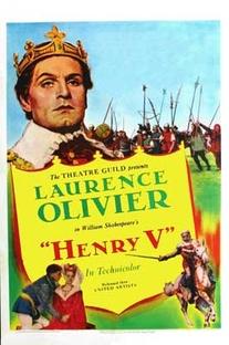 Henrique V - Poster / Capa / Cartaz - Oficial 5