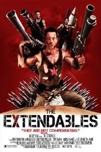 The Extendables - Poster / Capa / Cartaz - Oficial 1