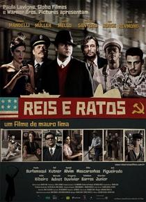 Reis e Ratos - Poster / Capa / Cartaz - Oficial 1