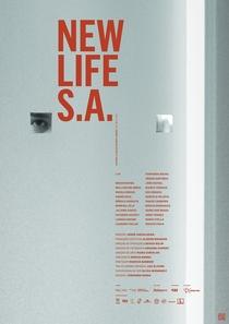 New Life S.A. - Poster / Capa / Cartaz - Oficial 2