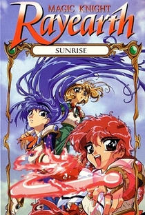 Guerreiras Mágicas de Rayearth (1ª Temporada) - Poster / Capa / Cartaz - Oficial 10