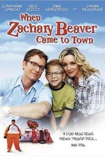 Um Verão Com Zachary Beaver - Poster / Capa / Cartaz - Oficial 1