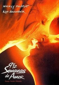 9 1/2 Semanas de Amor - Poster / Capa / Cartaz - Oficial 9