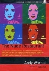 The Nude Restaurant - Poster / Capa / Cartaz - Oficial 1