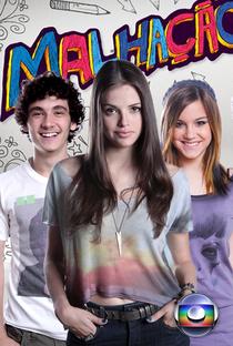 Malhação (20ª Temporada) Intensa como a Vida - Poster / Capa / Cartaz - Oficial 3