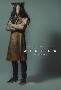 Jogos Mortais: Jigsaw - Poster / Capa / Cartaz - Oficial 15