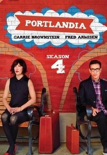 Portlandia (4ª Temporada) - Poster / Capa / Cartaz - Oficial 1