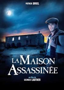 A Casa Assassina - Poster / Capa / Cartaz - Oficial 1