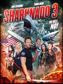 Sharknado 3: Oh, Não! - Poster / Capa / Cartaz - Oficial 3