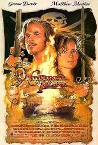 A Ilha da Garganta Cortada - Poster / Capa / Cartaz - Oficial 3