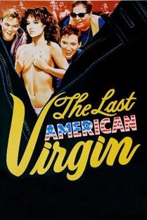O Último Americano Virgem - Poster / Capa / Cartaz - Oficial 3