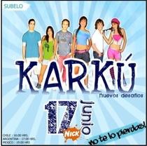 Karkú, Novos Desafios (3ª temporada) - Poster / Capa / Cartaz - Oficial 2