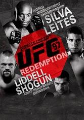 UFC 97: Redemption - Poster / Capa / Cartaz - Oficial 1