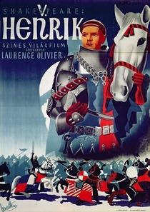 Henrique V - Poster / Capa / Cartaz - Oficial 3