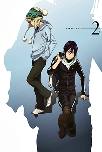 Noragami (1ª Temporada) - Poster / Capa / Cartaz - Oficial 4