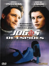 Jogos de Espiões - Poster / Capa / Cartaz - Oficial 3
