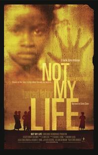 Not My Life - Poster / Capa / Cartaz - Oficial 1