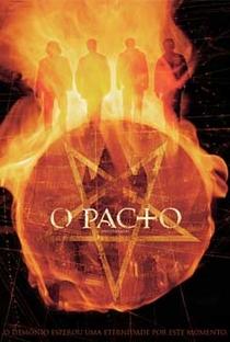 O Pacto - Poster / Capa / Cartaz - Oficial 4