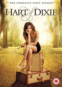 Hart of Dixie (1ª Temporada) - Poster / Capa / Cartaz - Oficial 3