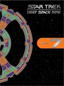 Jornada nas Estrelas: Deep Space Nine (7ª Temporada) - Poster / Capa / Cartaz - Oficial 3