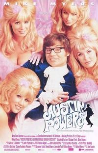 Austin Powers - 000 Um Agente Nada Discreto - Poster / Capa / Cartaz - Oficial 9