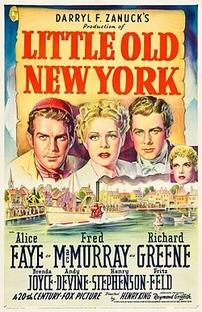 Na Antiga Nova York - Poster / Capa / Cartaz - Oficial 2
