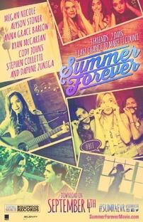 Summer Forever - Poster / Capa / Cartaz - Oficial 1
