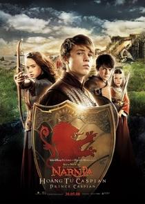As Crônicas de Nárnia: Príncipe Caspian - Poster / Capa / Cartaz - Oficial 5