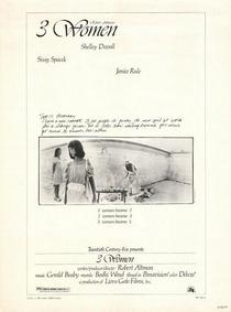 Três Mulheres - Poster / Capa / Cartaz - Oficial 5