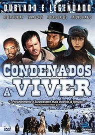 Condenados a Viver - Poster / Capa / Cartaz - Oficial 2