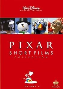 Pixar Short Films Collection 1 - Poster / Capa / Cartaz - Oficial 1