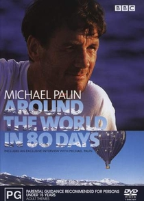 Michael Palin: Around the World in 80 Days - Poster / Capa / Cartaz - Oficial 1