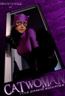 Catwoman: The Diamond Exchange - Poster / Capa / Cartaz - Oficial 1