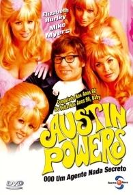 Austin Powers - 000 Um Agente Nada Discreto - Poster / Capa / Cartaz - Oficial 5