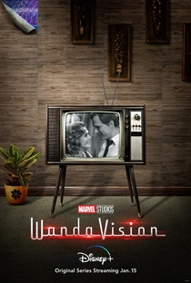 WandaVision - Poster / Capa / Cartaz - Oficial 4