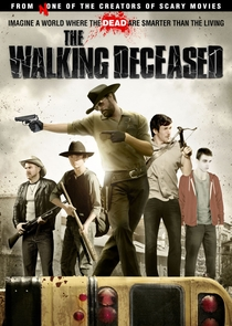 Walking with the Dead - Poster / Capa / Cartaz - Oficial 1