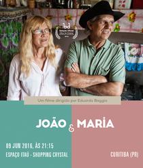 João & Maria - Poster / Capa / Cartaz - Oficial 1