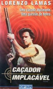 Caçador Implacável - Poster / Capa / Cartaz - Oficial 2