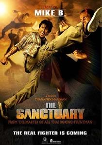 The Sanctuary - Poster / Capa / Cartaz - Oficial 2