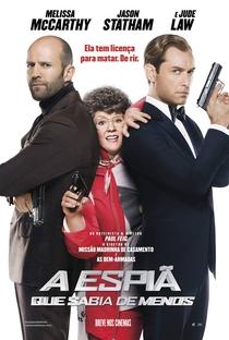A Espiã Que Sabia de Menos - Poster / Capa / Cartaz - Oficial 13