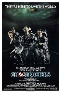 Os Caça-Fantasmas - Poster / Capa / Cartaz - Oficial 5