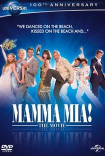 Mamma Mia! O Filme - Poster / Capa / Cartaz - Oficial 7